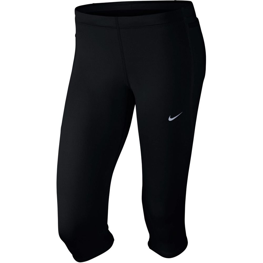 NIKE Damen Lauftight Tech Capri Dreiviertellang
