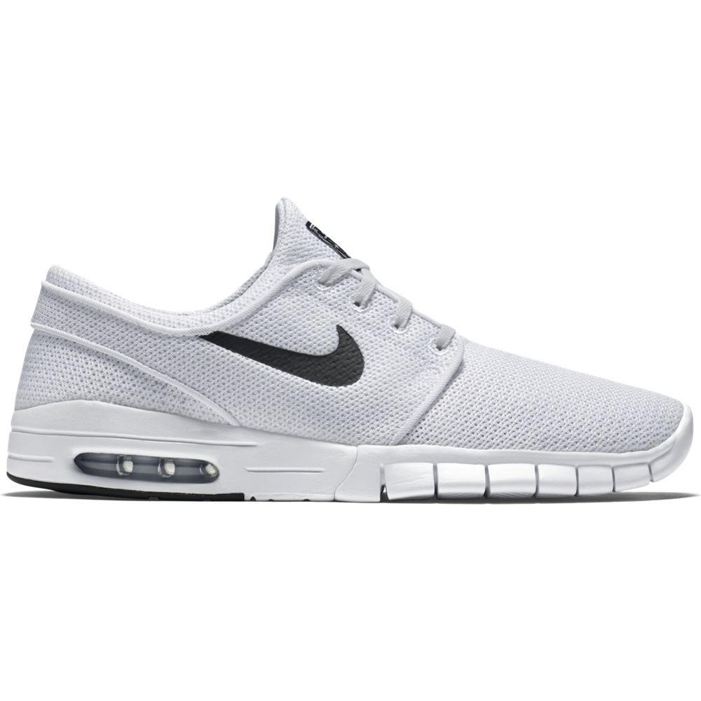 Nike Stefan Janoski Max Men'S Skateboard - white/black