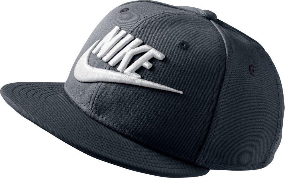 Nike Y Nk True Cap Futura - black/black/black/white