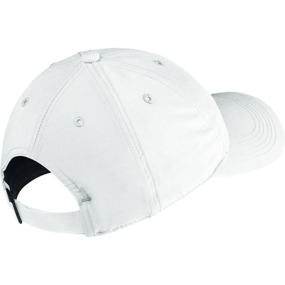 Nike Kids Metal Swoosh Cap - white/metallic silver – Bild 2