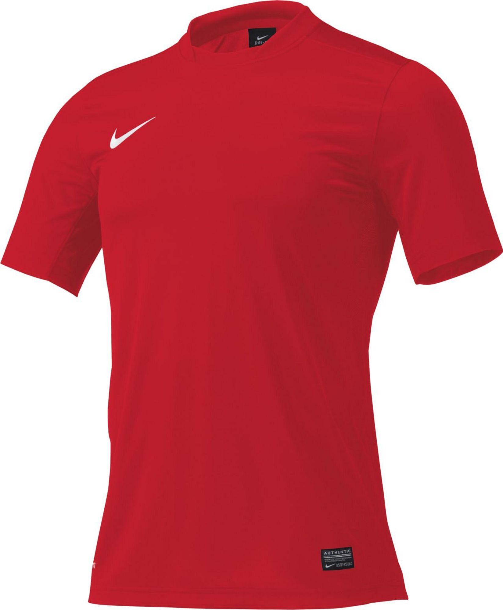 Nike Ss Boys Park V Jsy - university red/white