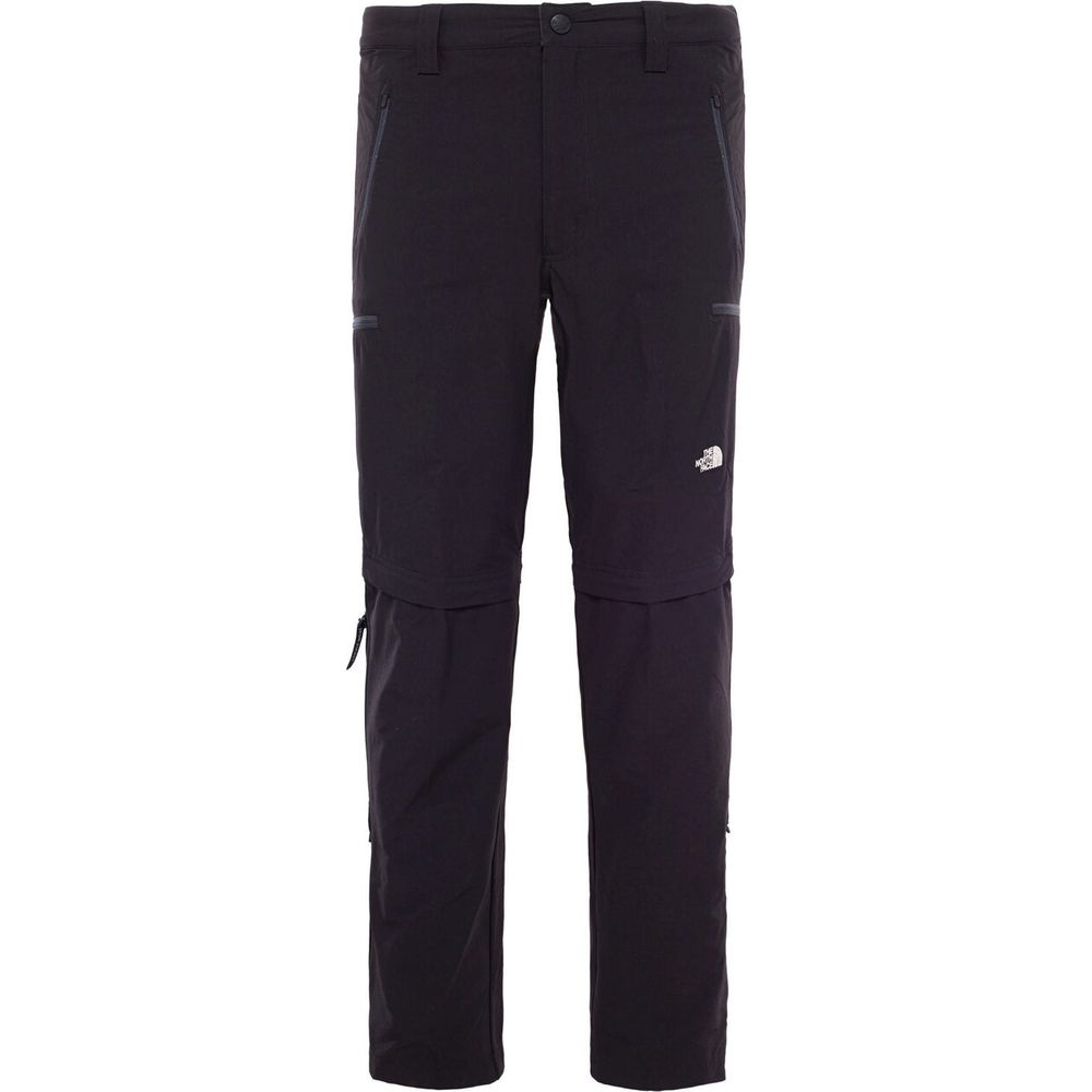 THE NORTH FACE Herren Zip-Off-Hose Exploration Convertible Pant schwarz
