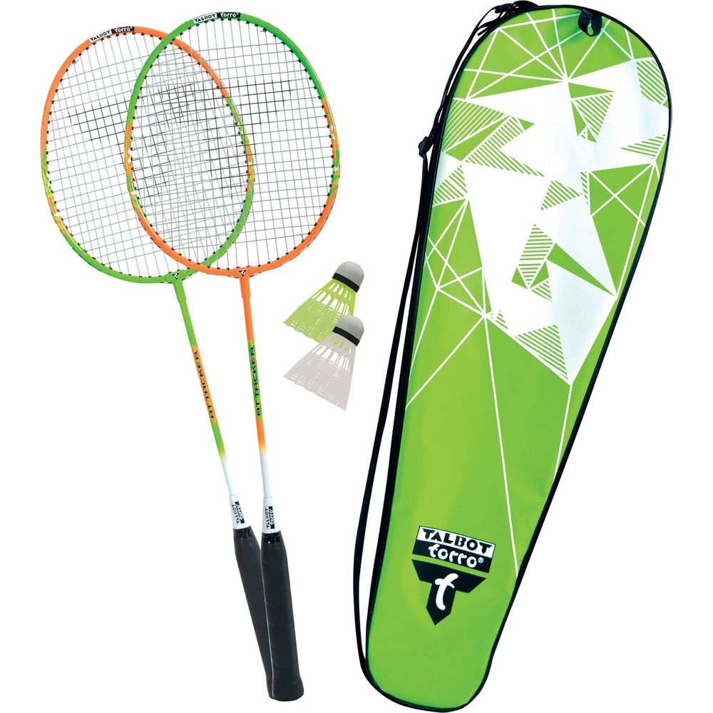 TALBOT/TORRO Badmintonset 2-Attacker