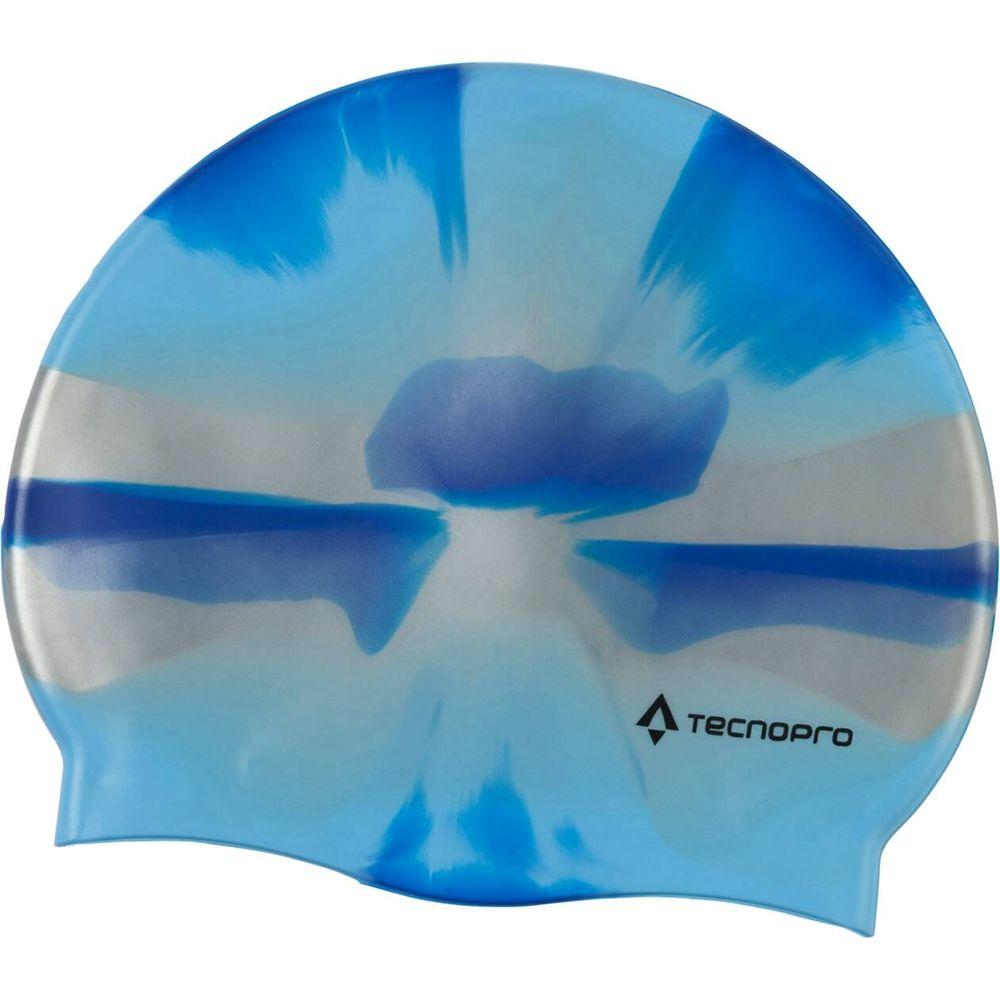 Tecnopro Badekappe Andreas - all. blue/blue