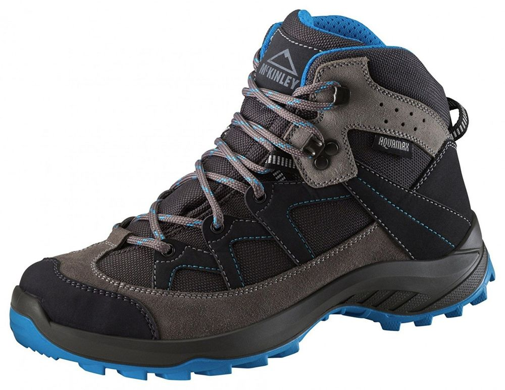 McKINLEY Multi-Schuh Discover Mid Aqx W - anthracite/ grey lig