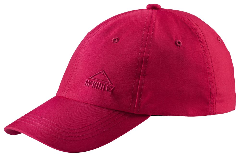 McKINLEY Cap New Tesslin - purple wine