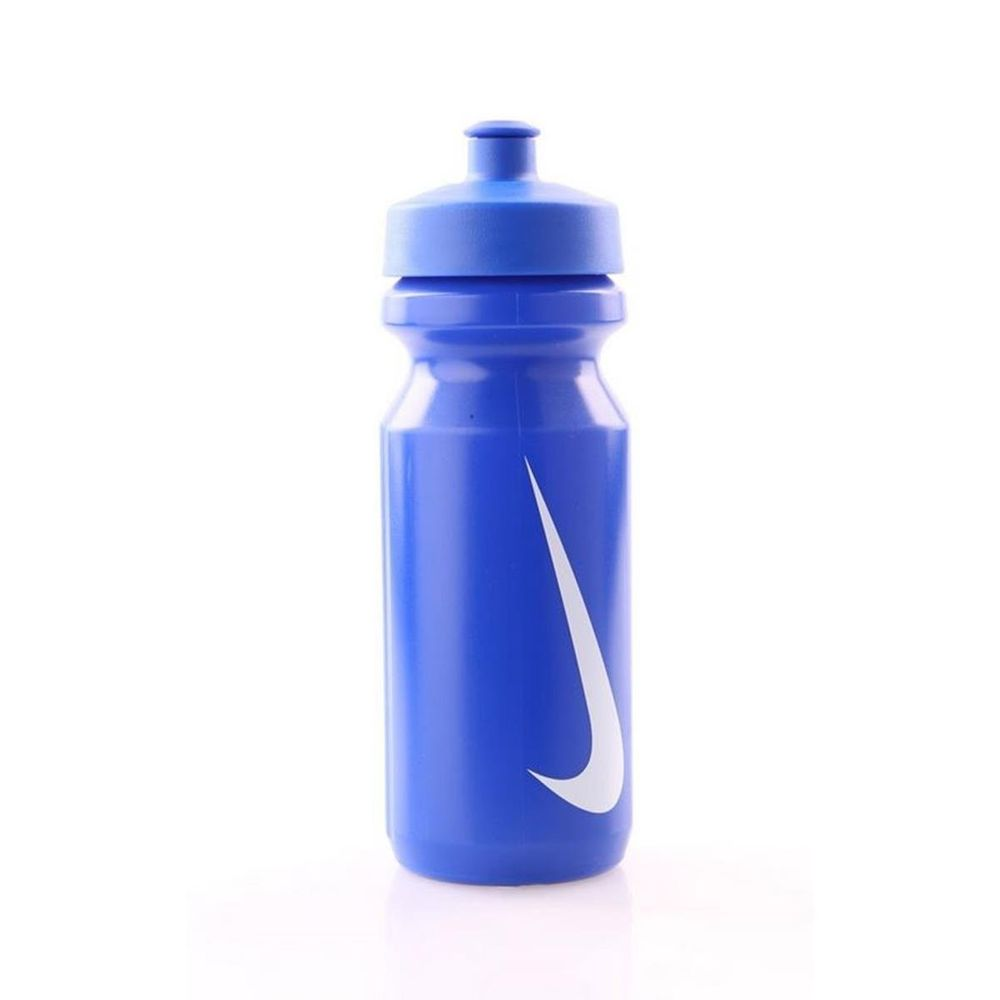 Nike Big Mouth Water Bottle 650 M - game/royal game royal/white