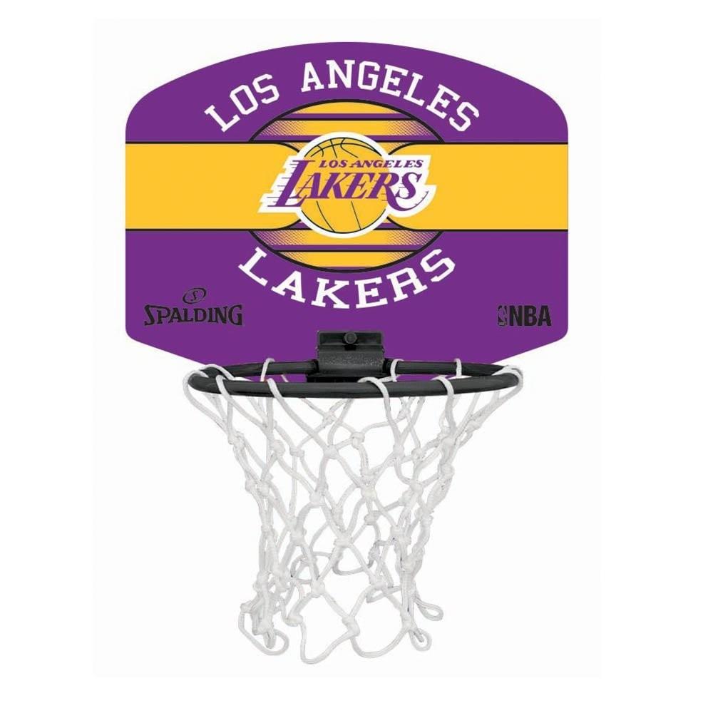 Spalding NBA MINIBOARD LA LAKERS (77-656Z) - mehrfarbig