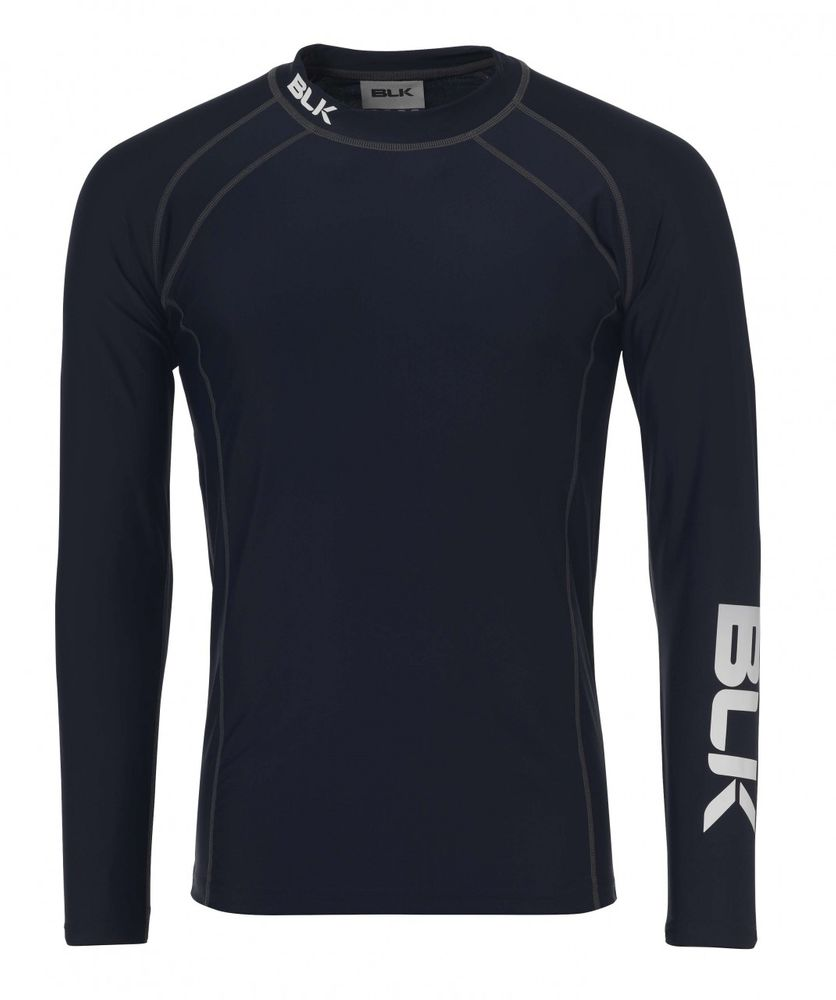 BLK Rugby BASELAYER TOP - marine