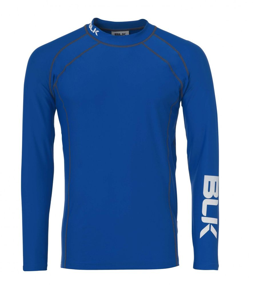 BLK Rugby BASELAYER TOP - azurblau