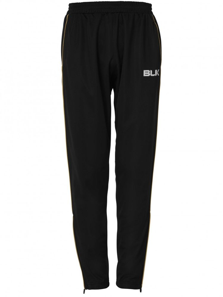 BLK Rugby TRACKSUIT PANT - schwarz/gold