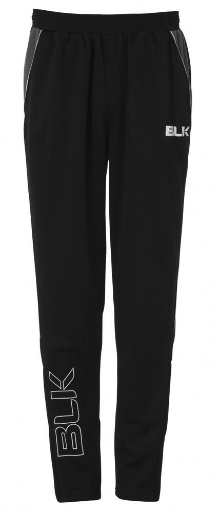BLK Rugby TRAINING PANT - schwarz