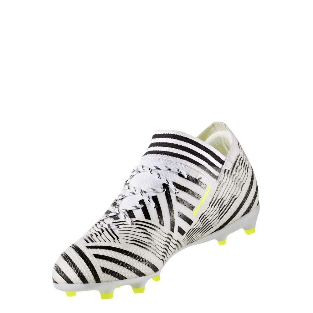 adidas Nemeziz 17.1 Fg J - ftwwht/syello/cblack