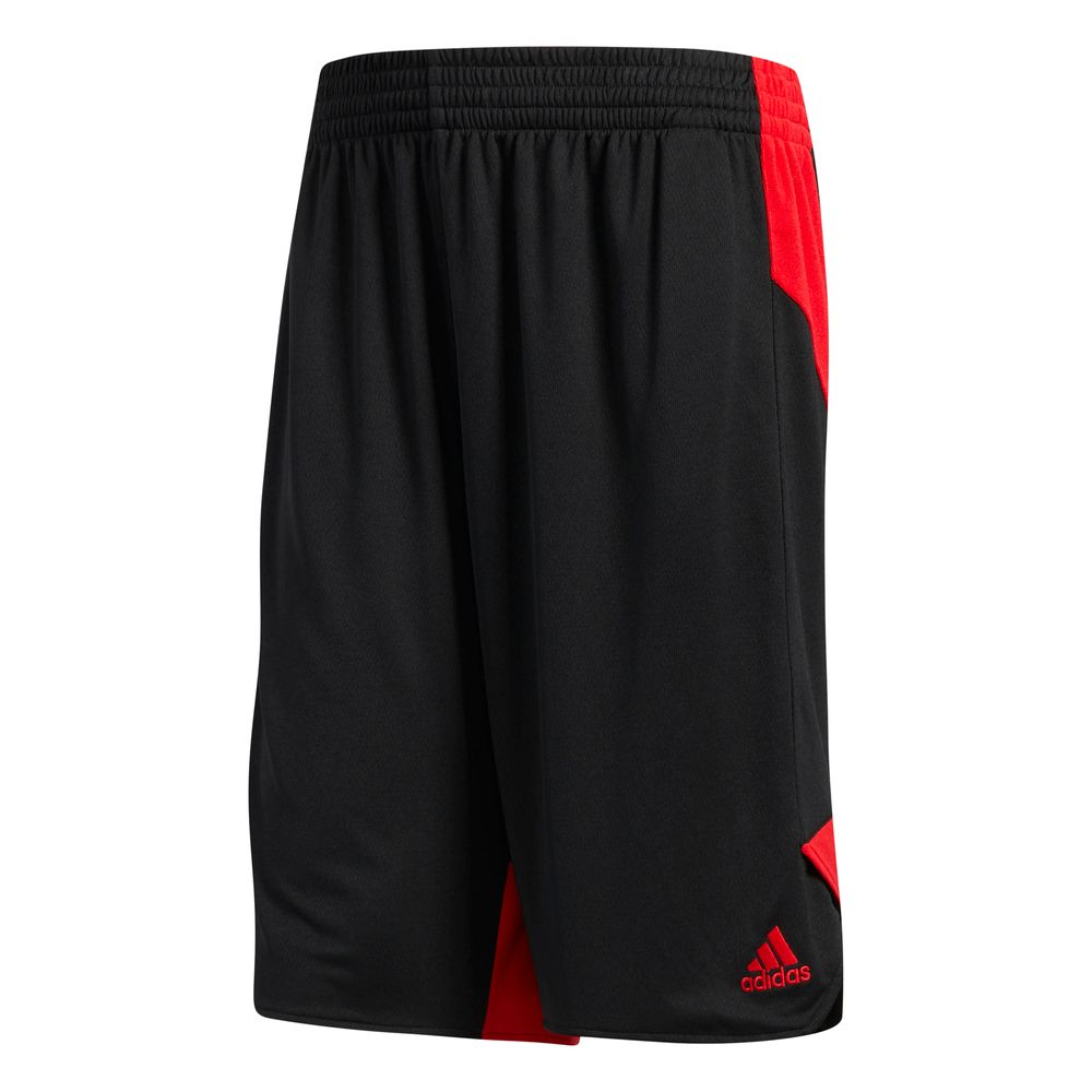 adidas Crzy Expl Short - black/redsld