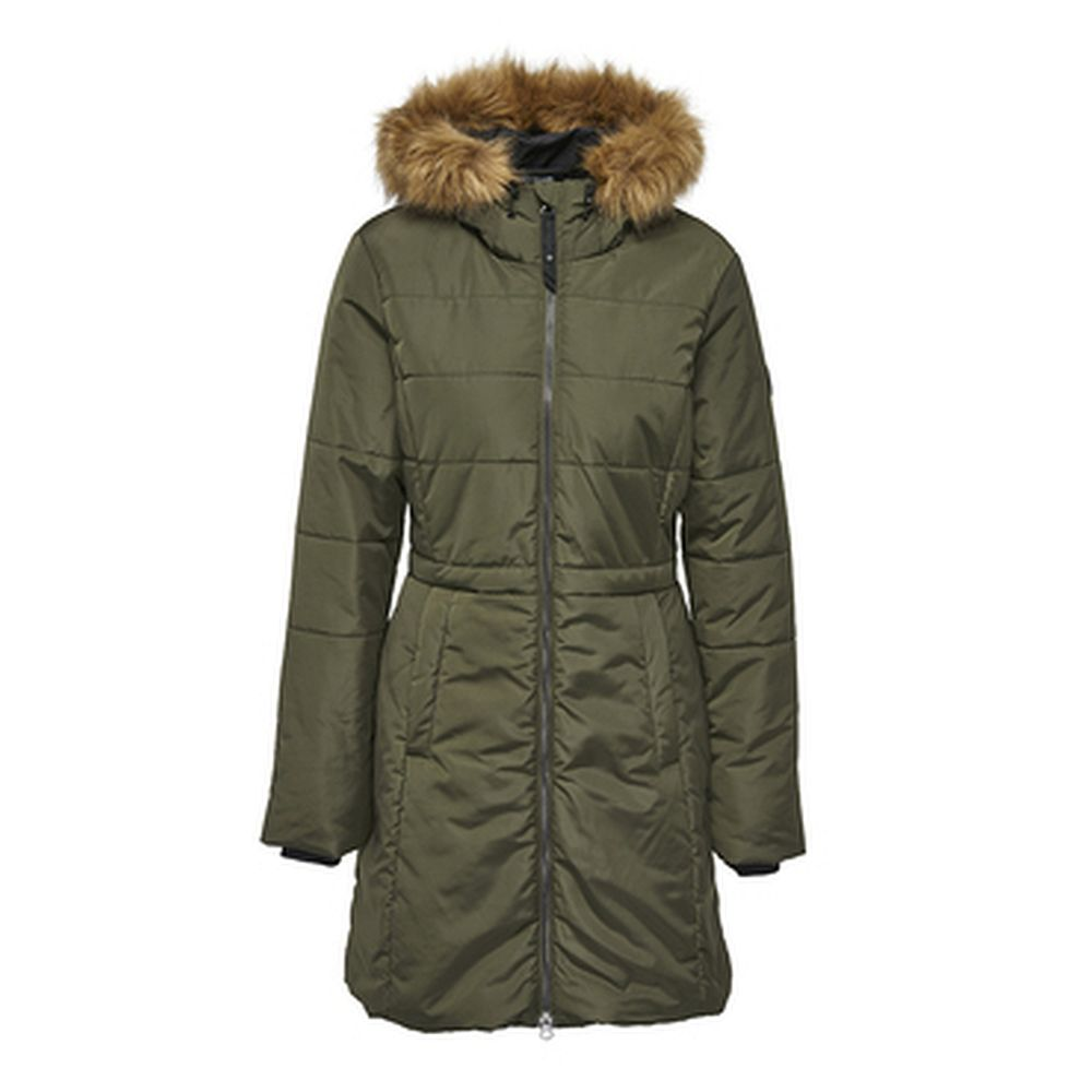 Hummel Lexi Coat - forrest night