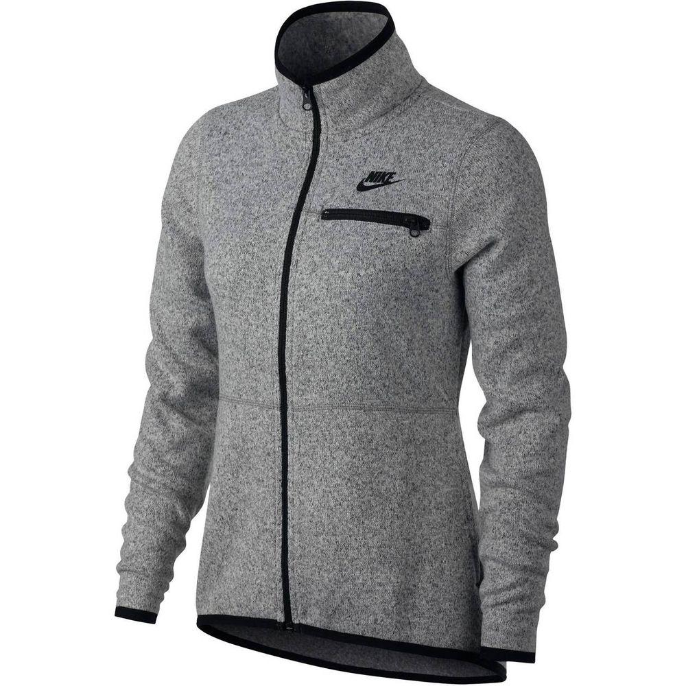 Nike Damen Fleecejacke Sportswear Top