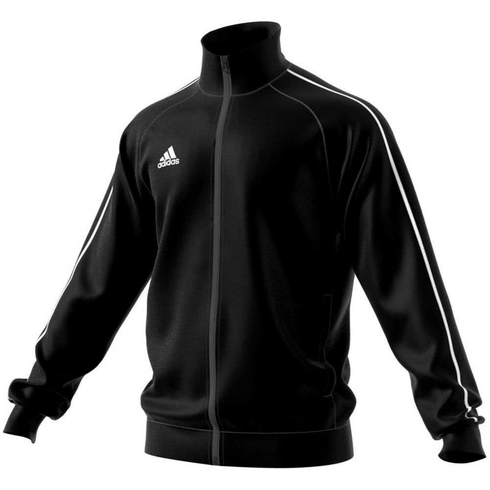adidas Core18 Pes Jkt - black/white