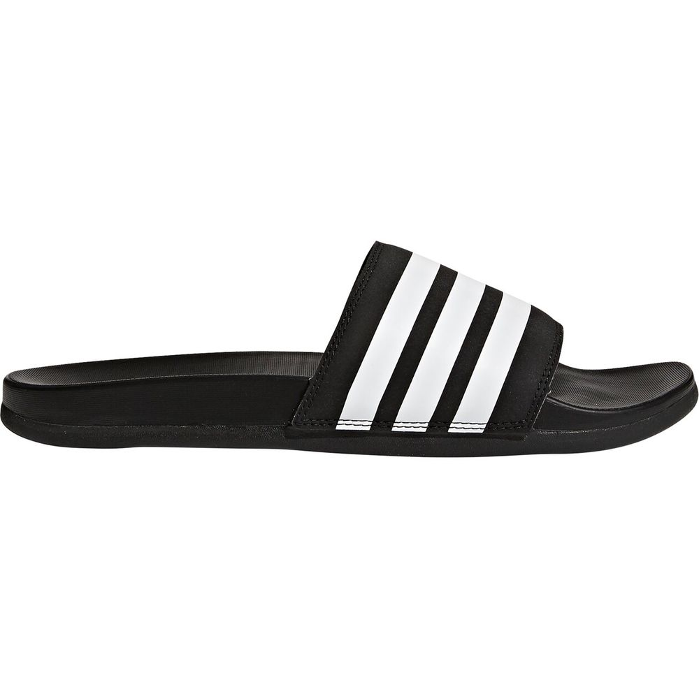 ADIDAS Herren Cloudfoam Plus Stripes Adilette
