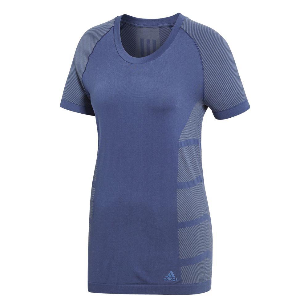 adidas Damen Primeknit Cru T-Shirt