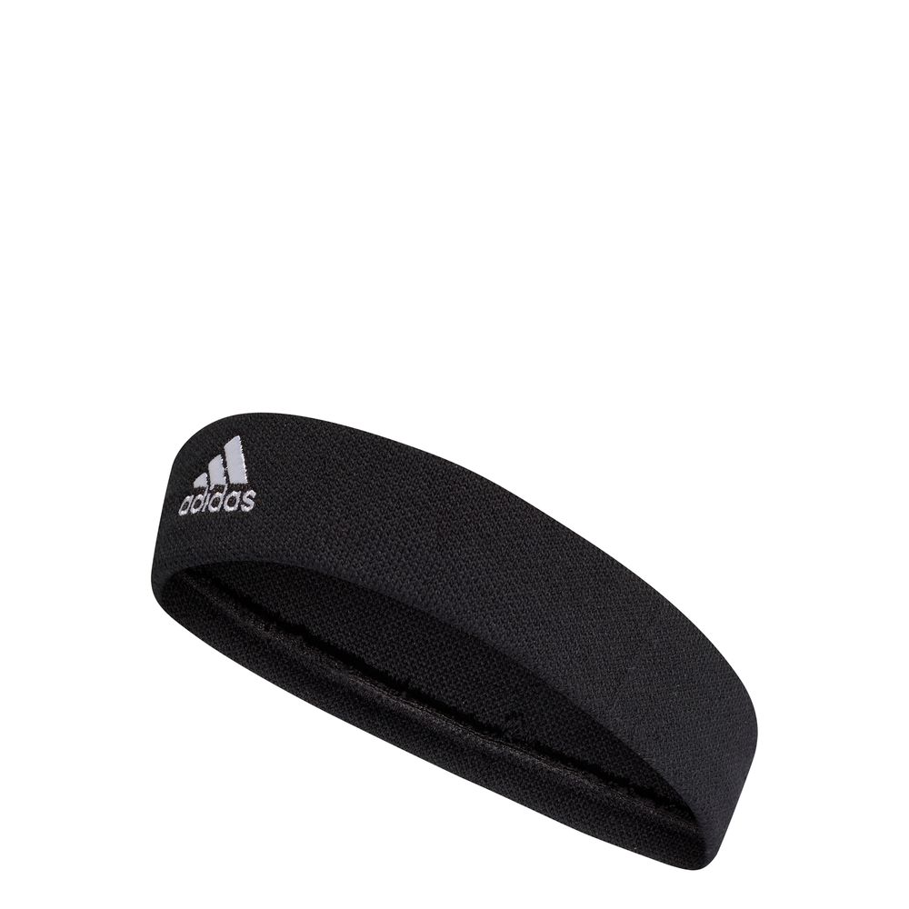 adidas TENNIS HEADBAND - black/white