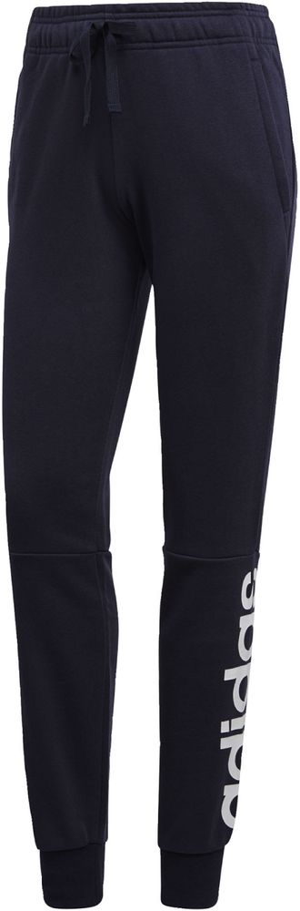 adidas Damen Essentials Linear Cuffed Hose