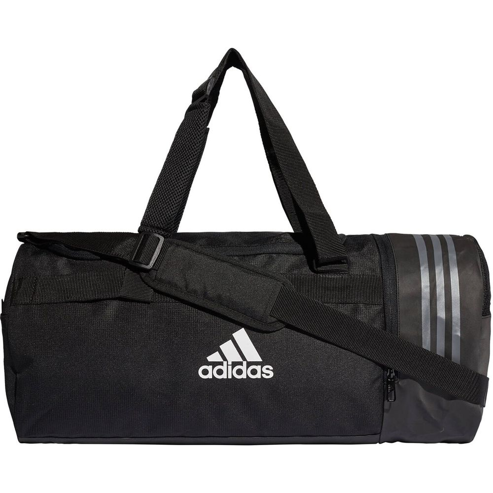 ADIDAS Sporttasche Convertible 3-Stripes Duffle Bag M – Bild 1
