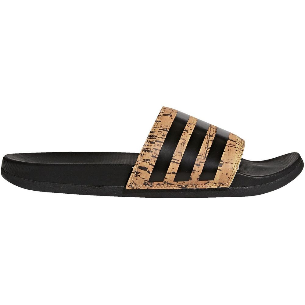 ADIDAS Herren Adilette Cloudfoam Plus Cork Slipper