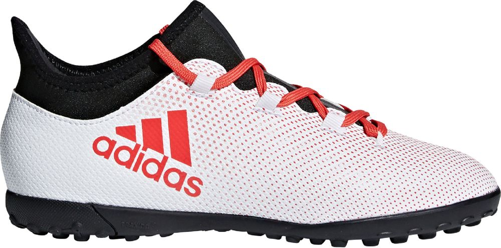 adidas X Tango 17.3 Tf J - grey/reacor/cblack