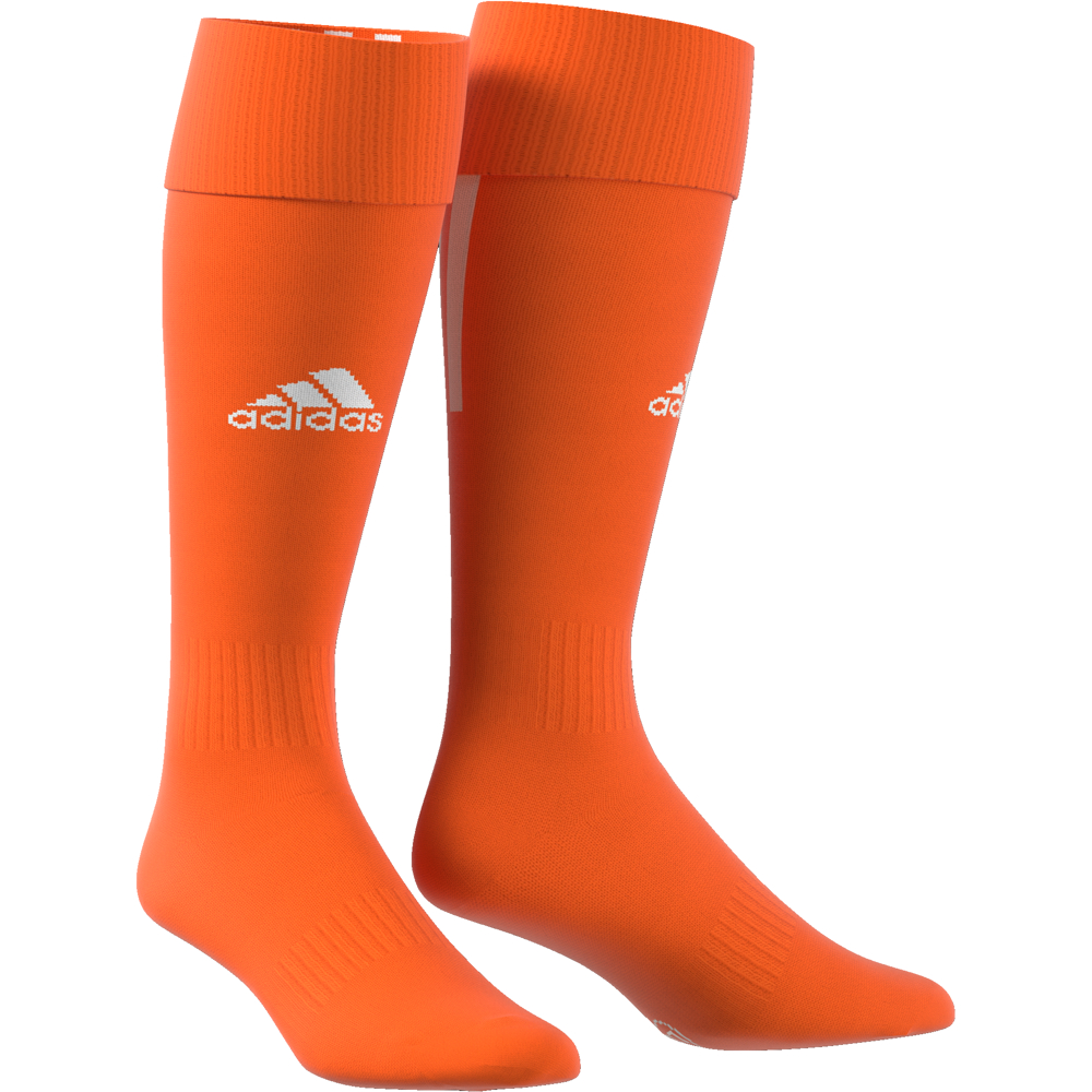 adidas Santos Sock 18 - orange/white
