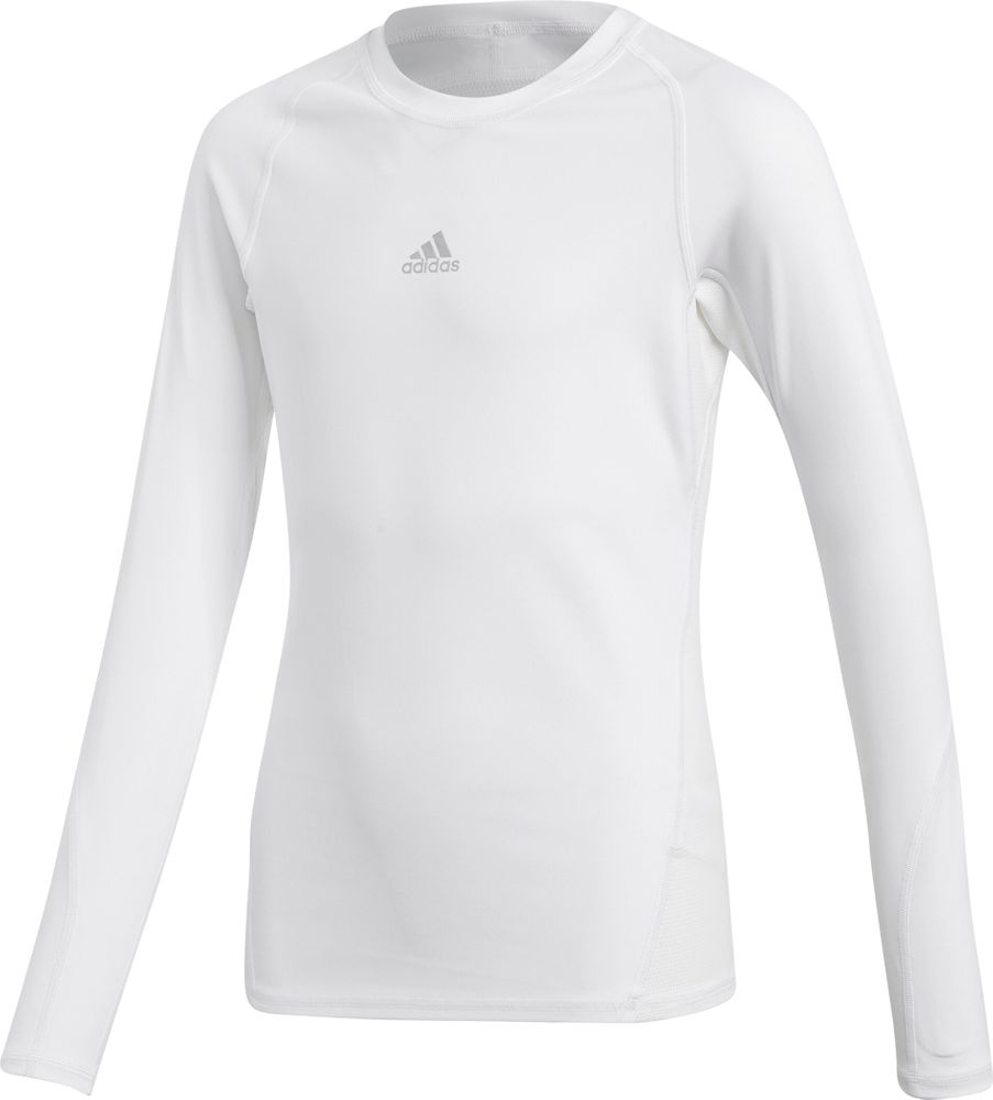 adidas Ask Ls Tee Y - white