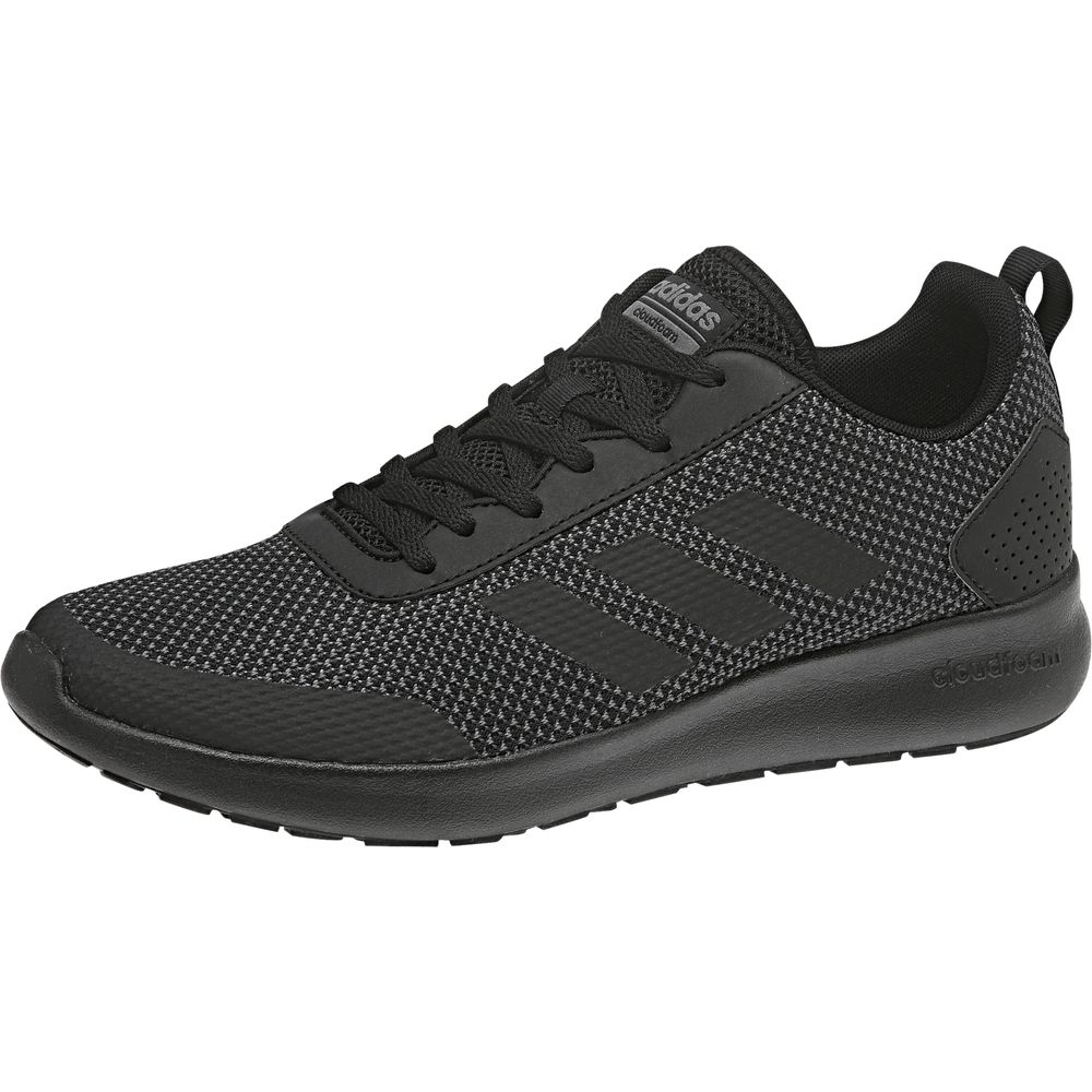 adidas Element Race - cblack/cblack/grefiv