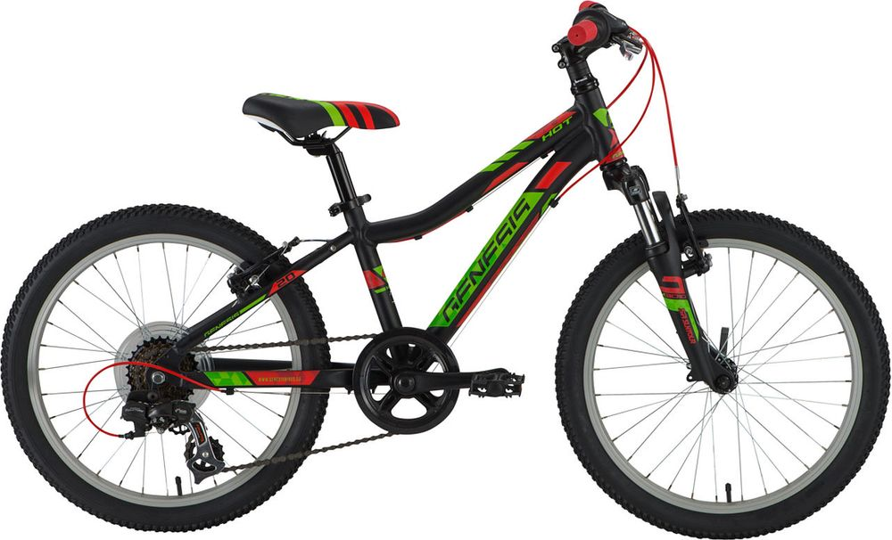 GENESIS Kinder Mountainbike MTB Jugend HOT 20
