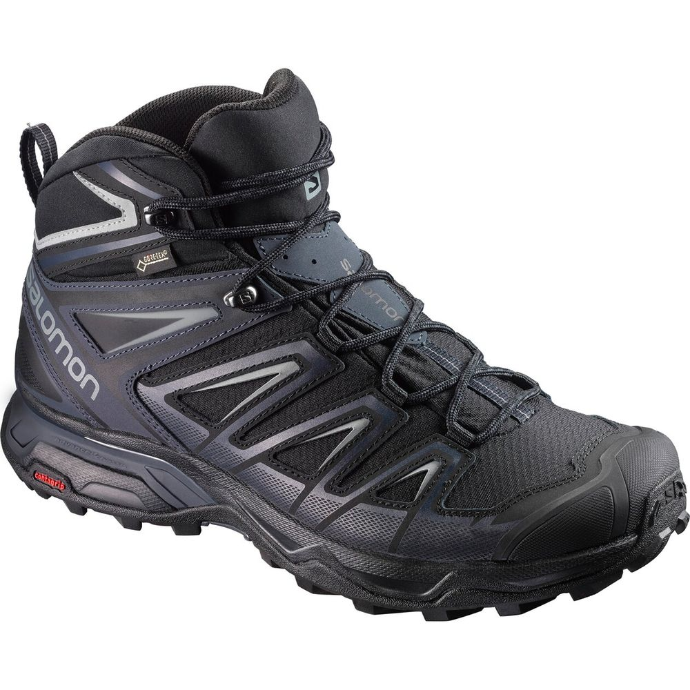 SALOMON Herren Multifunktionsstiefel X ULTRA 3 MID GTX