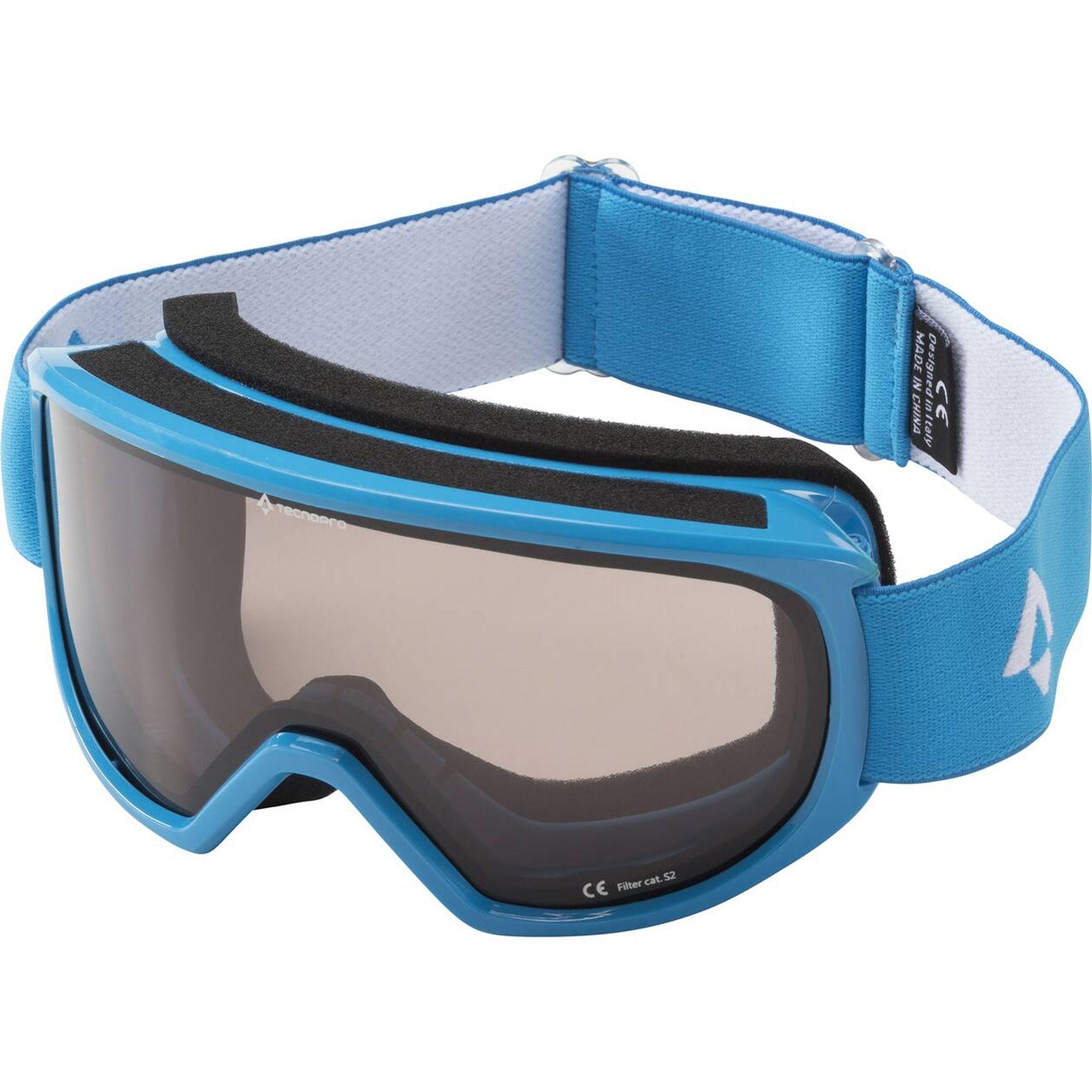 Tecnopro Skibrille Pulse 2.0 - blau