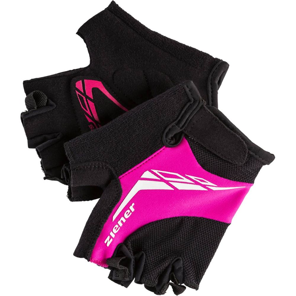 Ziener Canizo Junior Bike Glove - fuchsia