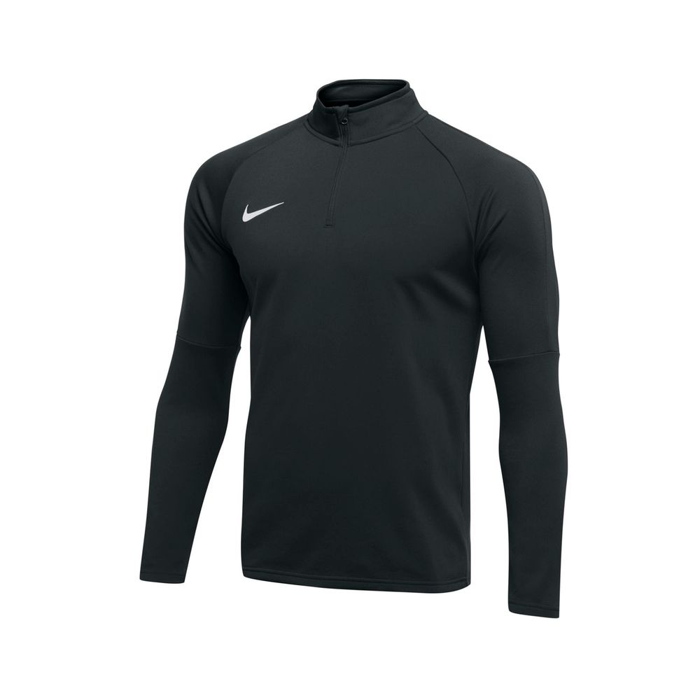 Nike W Nk Dry Acdmy18 Dril Top Ls - black/anthracite/white