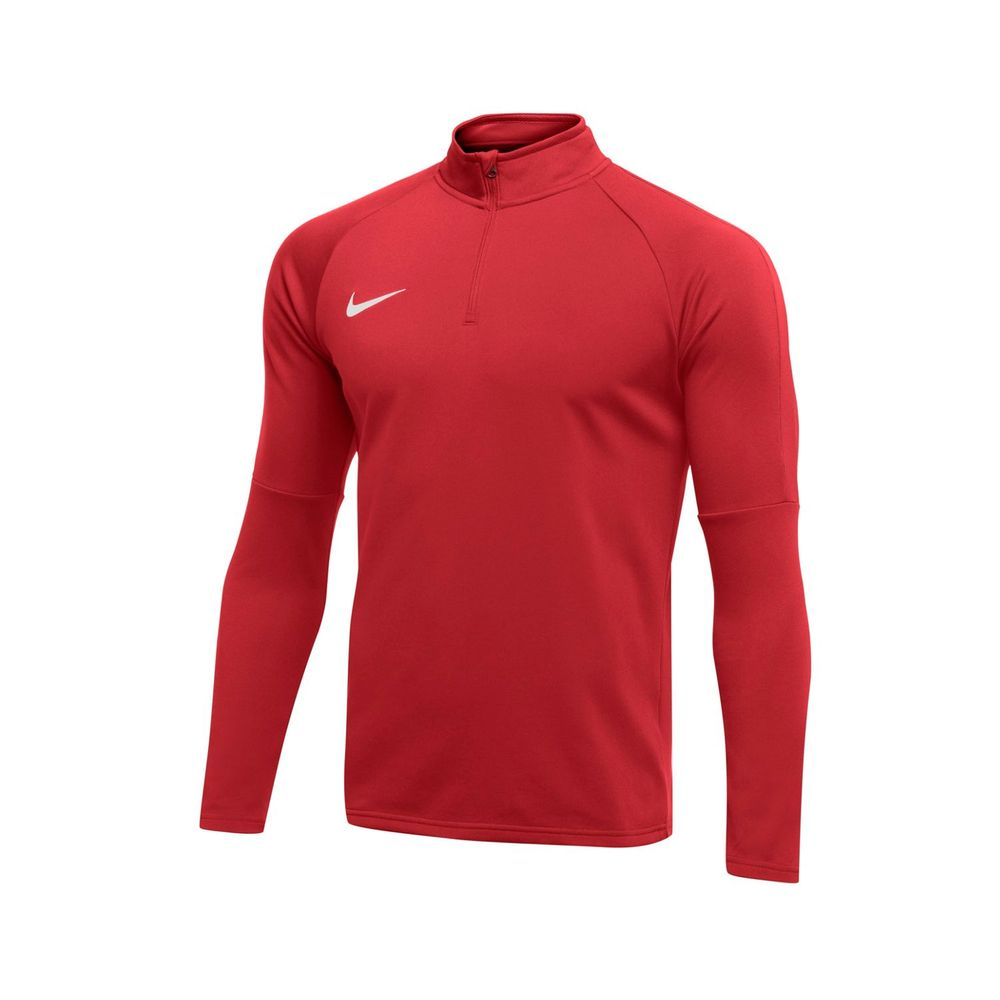 Nike W Nk Dry Acdmy18 Dril Top Ls - university red/gym red/white