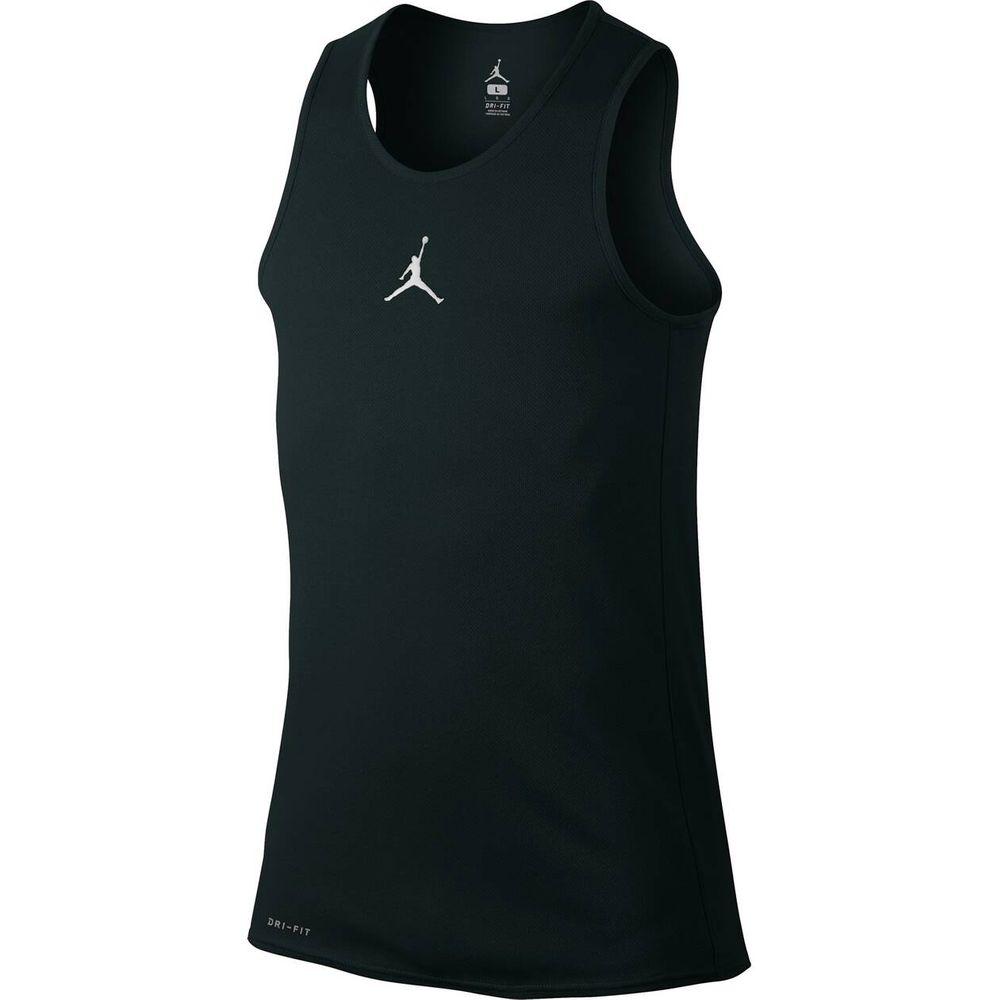Nike Rise Dri-Fit Tank - black/white