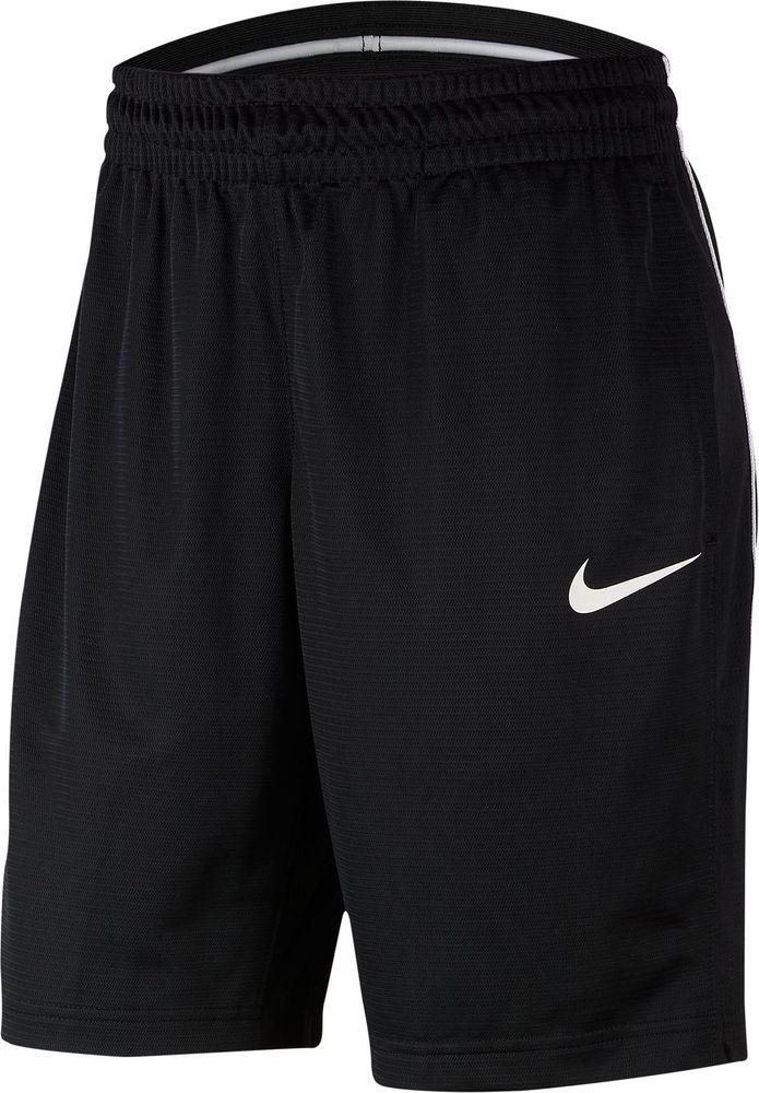 Nike W Nk Short Essential - black/black/white/white