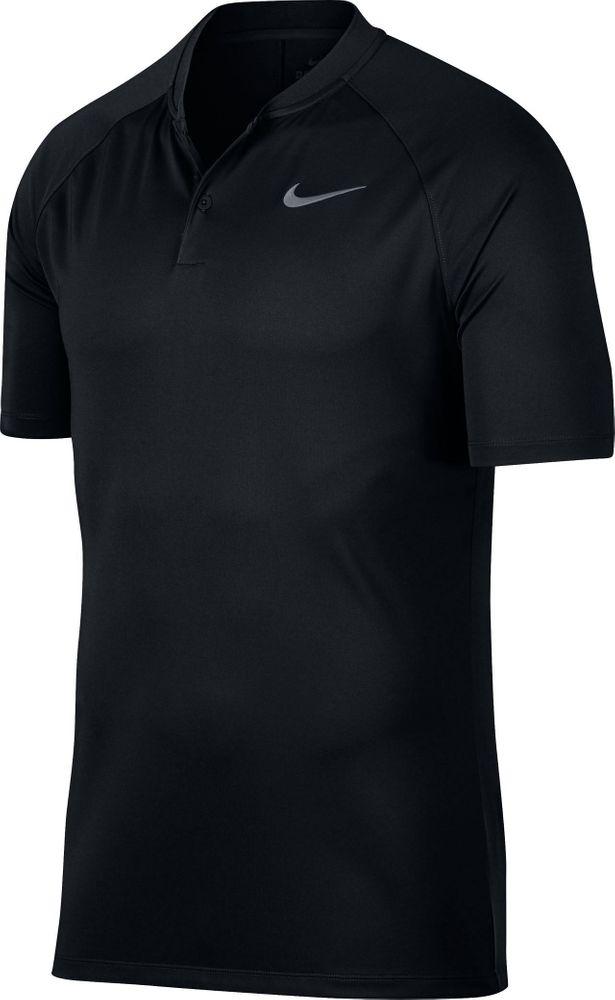 Nike M Nk Dry Mmtm Polo - black/black/cool grey
