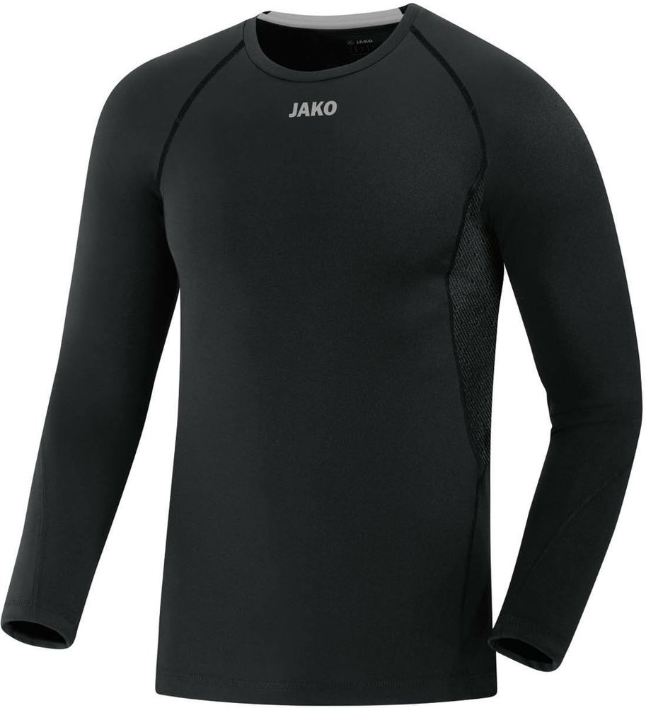 Jako Longsleeve Compression 2.0 - schwarz - Unterhemden-Herren
