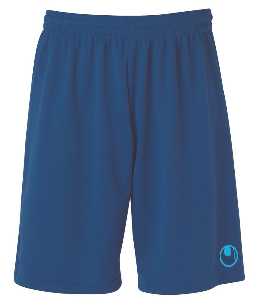 Uhlsport Center Ii Shorts Mit Innenslip - marine/skyblau - Teamhosen-Kinder