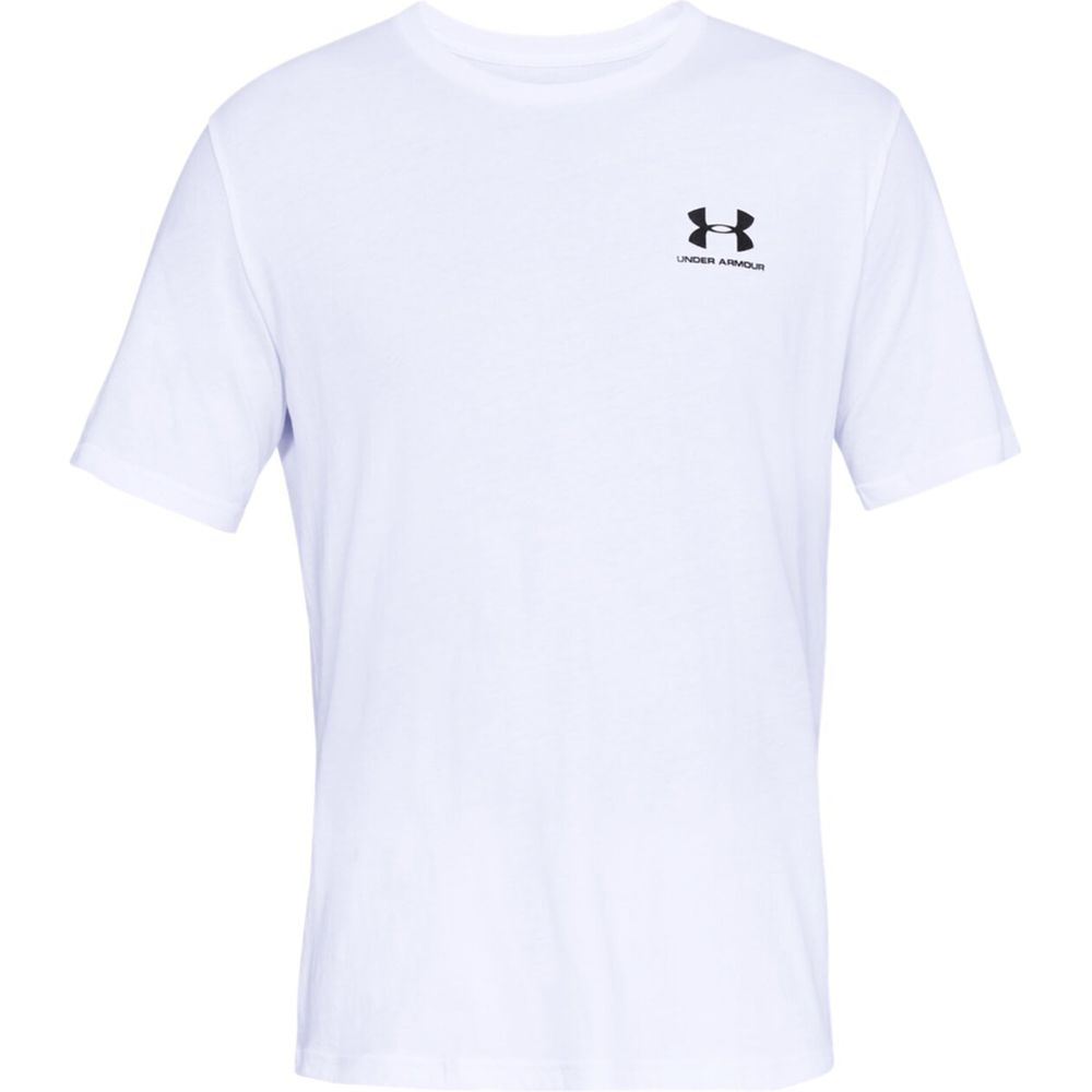 UNDER ARMOUR Herren Hemd SPORTSTYLE LEFT CHEST SS