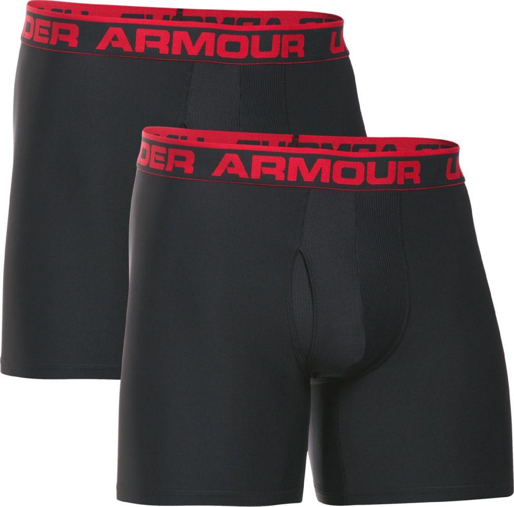 Under Armour Herren Boxershorts Boxerjock 2er Pack