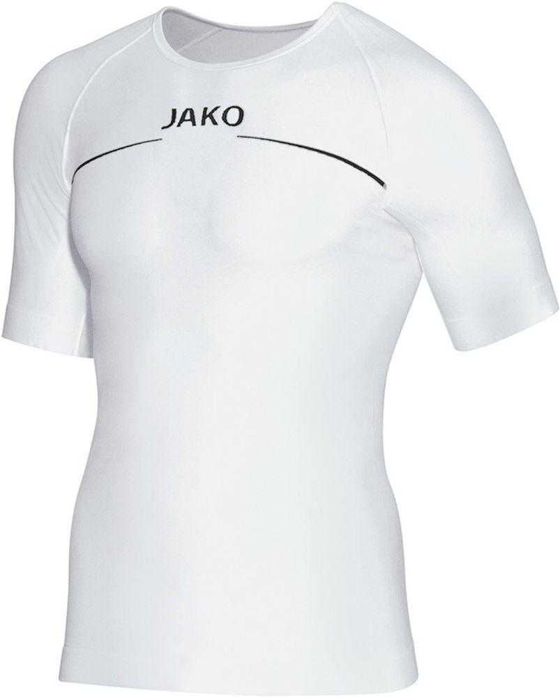 Jako T- Shirt Comfort - weiß