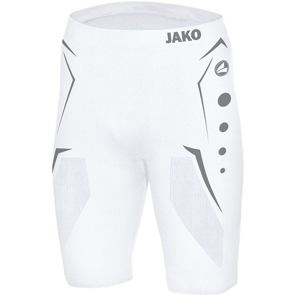 Jako Short Tight Comfort - weiß