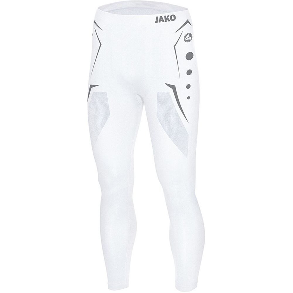 Jako Long Tight Comfort - weiß