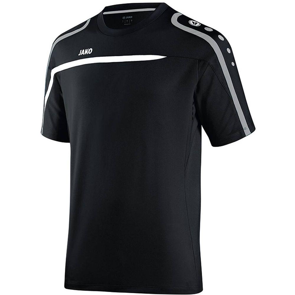 Jako T- Shirt Performance - schwarz/weiß/grau