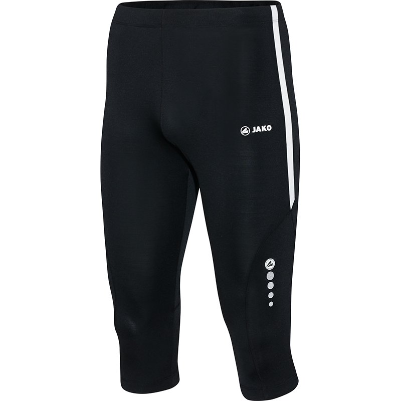 Jako Capri Tight Athletico - schwarz/weiß