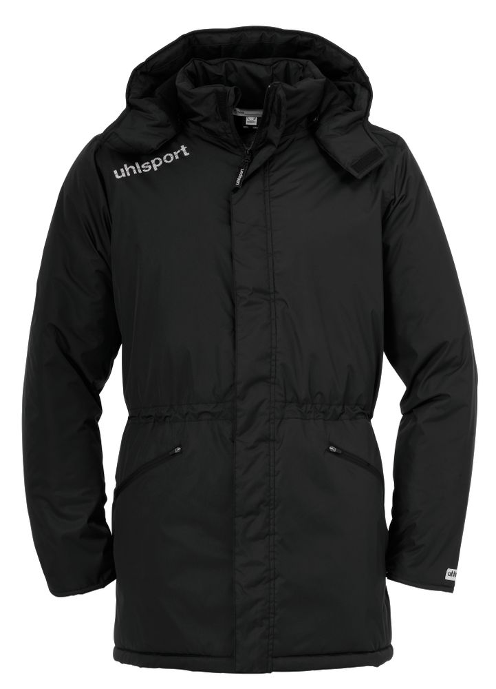 Uhlsport Essential Winter Bench Jacke - schwarz - Jacken-Anoraks-Herren